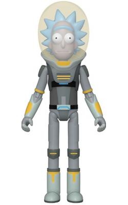 Action Figure Space Suit Rick