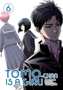 Tomo-chan is a Girl! Vol 6