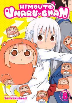 Himouto! Umaru-chan Vol 8