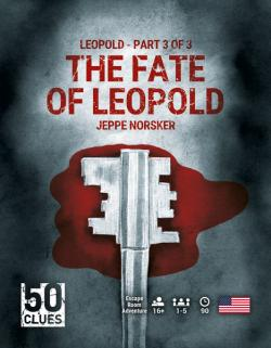 50 Clues - The Fate of Leopold