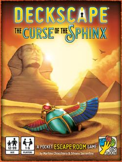 Deckscape Curse of the Sphinx