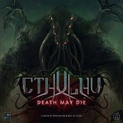 Cthulhu Death May Die Core Game