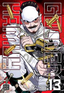 Golden Kamuy Vol 13