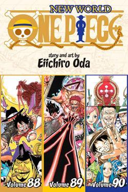 One Piece: New World 88-89-90