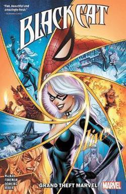 Black Cat Vol 1: Grand Theft Marvel