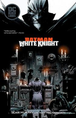 Batman White Knight Deluxe Edition
