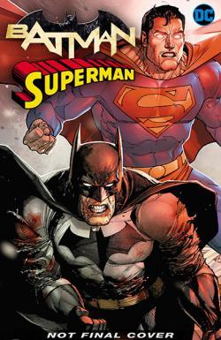 Batman/Superman Vol 1: Who are the Secret Six