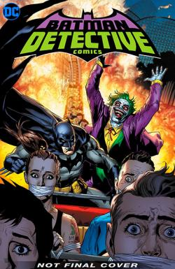 Batman Detective Comics Vol 3: Greetings from Gotham
