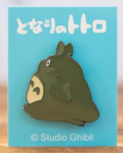 My Neighbor Totoro Pin Badge Big Totoro Walking