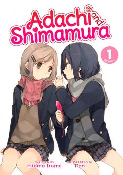 Adachi and Shimamura Light Novel Vol 1