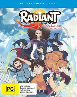 Radiant Season 1 Part 1