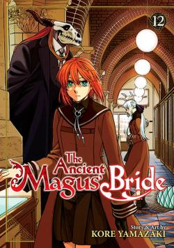 The Ancient Magus' Bride Vol 12