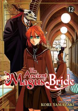 Ancient Magus' Bride Vol 12