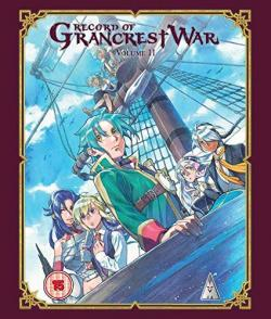 Record of Grancrest War, Volume II