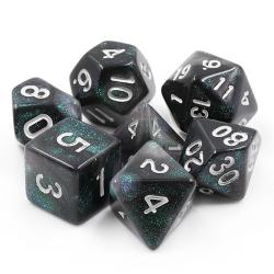 Everclear Aurora (set of 7 dice)