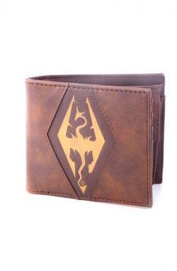 Elder Scrolls V Skyrim Wallet Logo