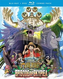 One Piece Episode of Skypiea TV Special