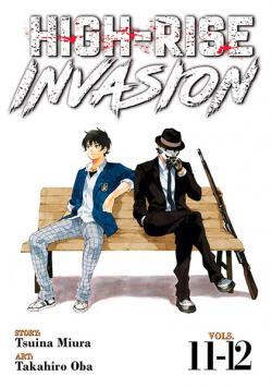 High-Rise Invasion Vol 11-12