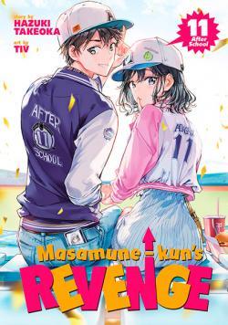 Masamune-kun's Revenge Vol. 11