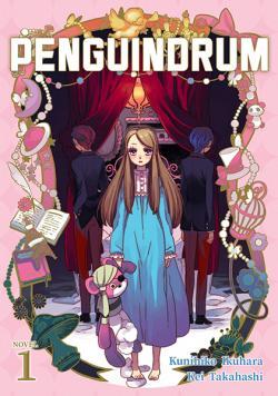 Penguindrum Light Novel Vol 1