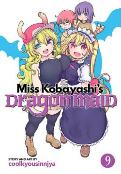 Miss Kobayashi's Dragon Maid Vol 9