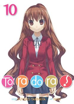 Toradora! Light Novel Vol 10