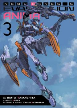 Neon Genesis Evangelion: ANIMA Light Novel Vol 3