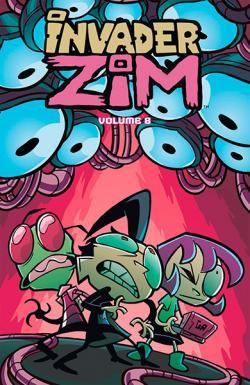 Invader Zim Vol 9