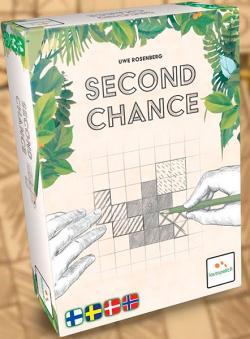Second Chance (Skandinavisk utgåva)