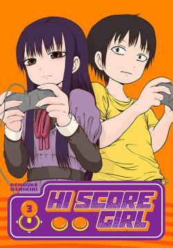 Hi Score Girl 3
