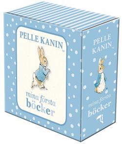 Pelle Kanin: Mina första böcker (box med 4 st)