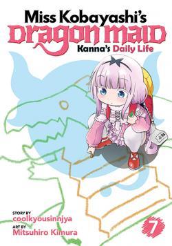 Miss Kobayashi's Dragon Maid: Kanna's Daily Life Vol 7