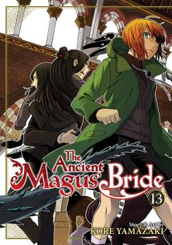 Ancient Magus' Bride Vol 13