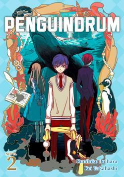 Penguindrum Light Novel Vol 2