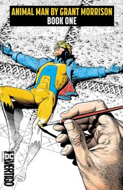 Animal Man by Grant Morrison Book 1