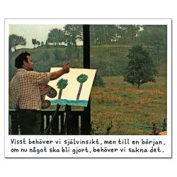 Magnet Jan Stenmark Självinsikt