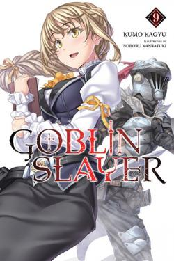 Goblin Slayer Light Novel 9
