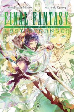 Final Fantasy Lost Stranger Vol 4
