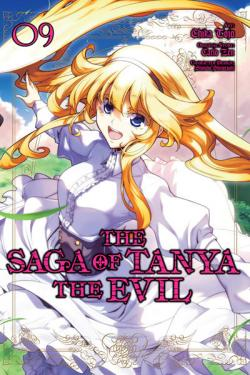 Saga of Tanya Evil Vol 9