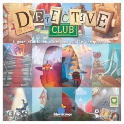 Detective Club (Skandinavisk Utgåva)