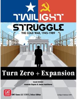 Turn Zero - a Twilight Struggle Expansion