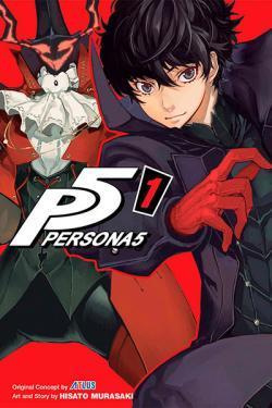 Persona 5 Vol 1