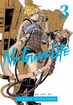 No Guns Life Vol 3