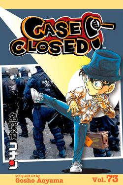 Case Closed Vol 73