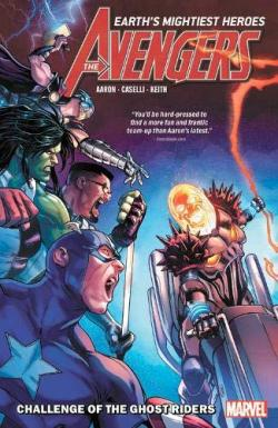 Avengers by Jason Aaron Vol 5: Challenge of the Ghost Riders