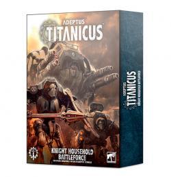 Adeptus Titanicus Knight Household Battleforce