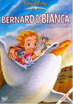 The Rescuers Down Under/Bernard & Bianca i Australien
