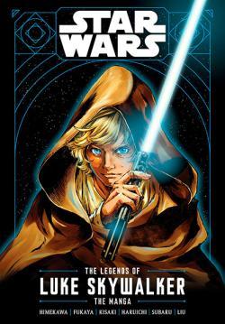 Star Wars The Legends of Luke Skywalker Manga