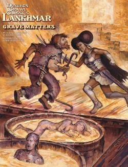 Lankhmar #9 - Grave Matters