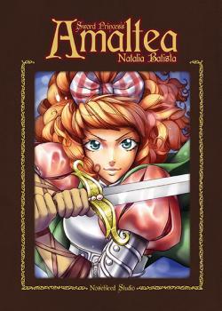 Sword Princess Amaltea samlingsvolym del 1-3